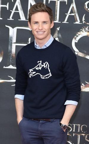 Eddie Redmayne, Sweaters