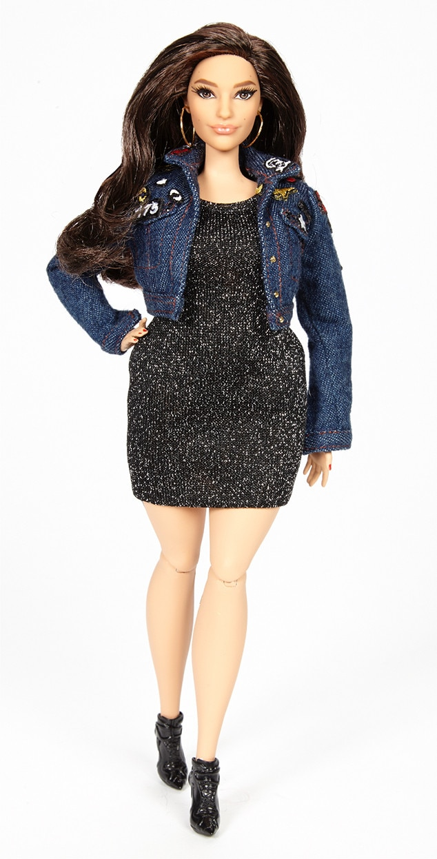 Ashley Graham, Barbie Doll