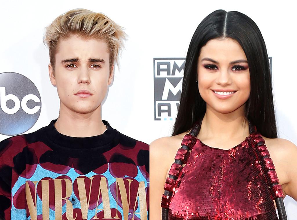Justin Bieber, Selena Gomez, AMA Exes