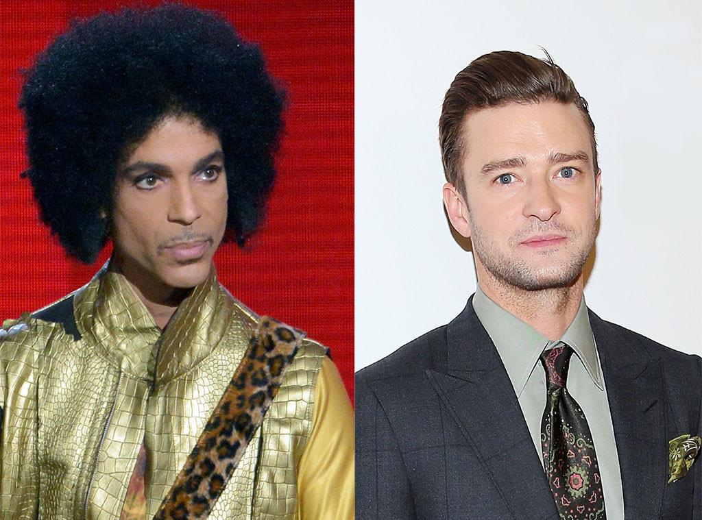 Justin Timberlake, Prince