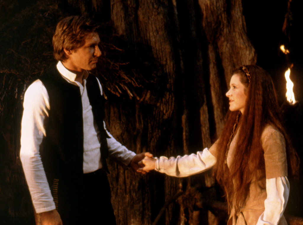 Harrison Ford, Carrie Fisher, Star Wars: Episode VI - Return of the Jedi