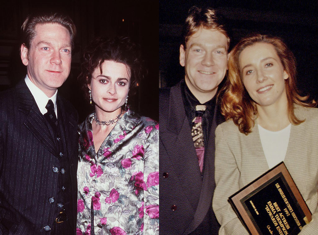 Kenneth Branagh, Helena Bonham Carter, Emma Thompson