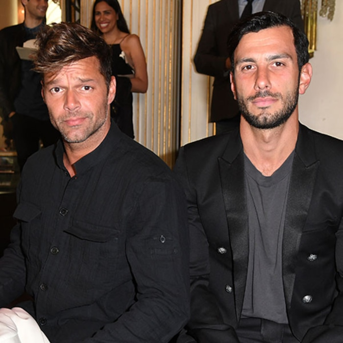 Ricky martin confirms hes married says he and jwan yosef have ricky martin confirms hes married says he and jwan yosef have exchanged vows signed prenups e news m4hsunfo