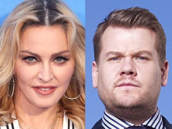 Carpool Karaoke Alert! Madonna ist der nächste Gast in James Cordens Auto!