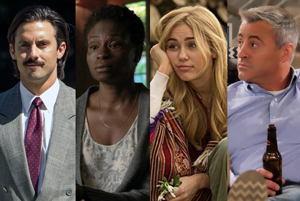 Fall TV, Milo Ventimiglia, Adina Porter, Miley Cyrus, Matt LeBlanc