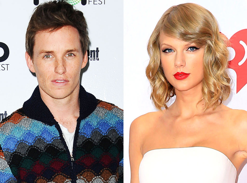 Eddie Redmayne, Taylor Swift