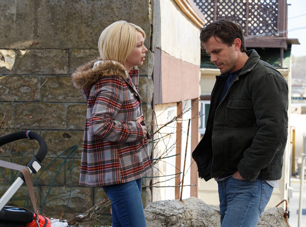 Michelle Williams, Casey Affleck, Manchester By The Sea