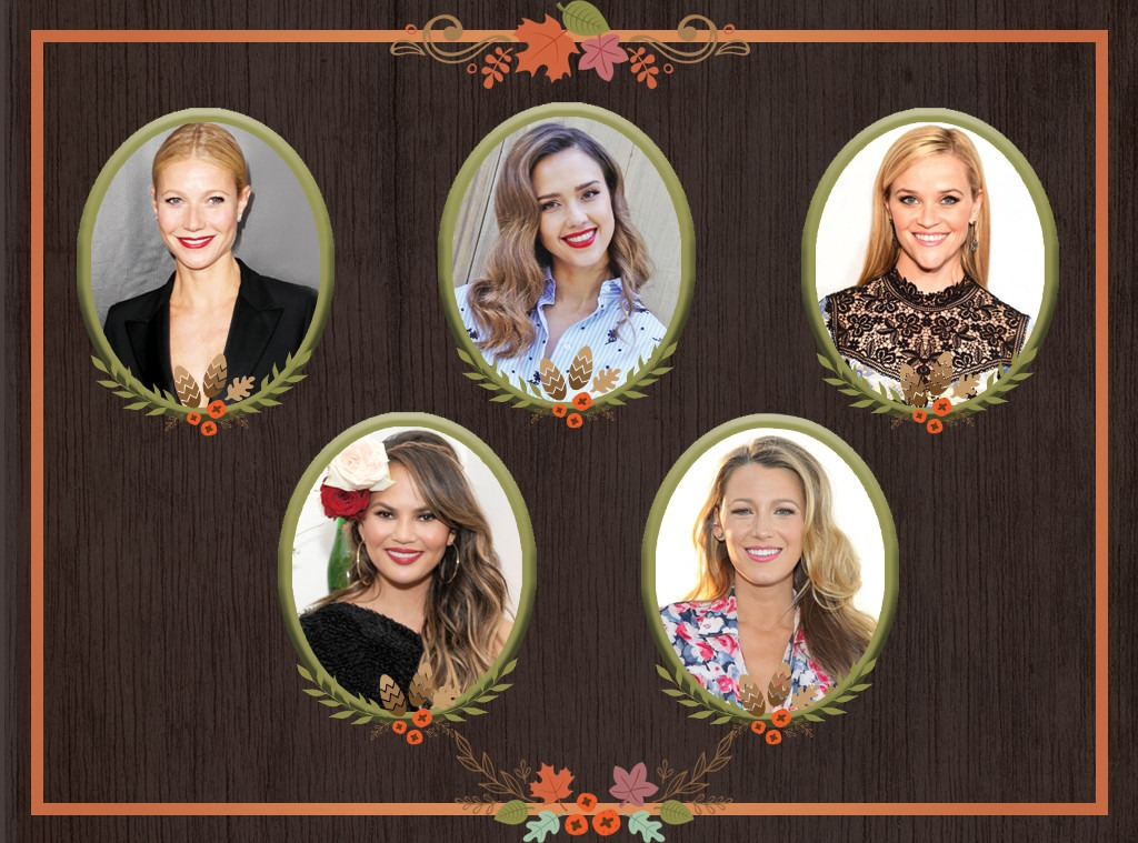 Which Celebrity-Inspired Thanksgiving Should You Throw?