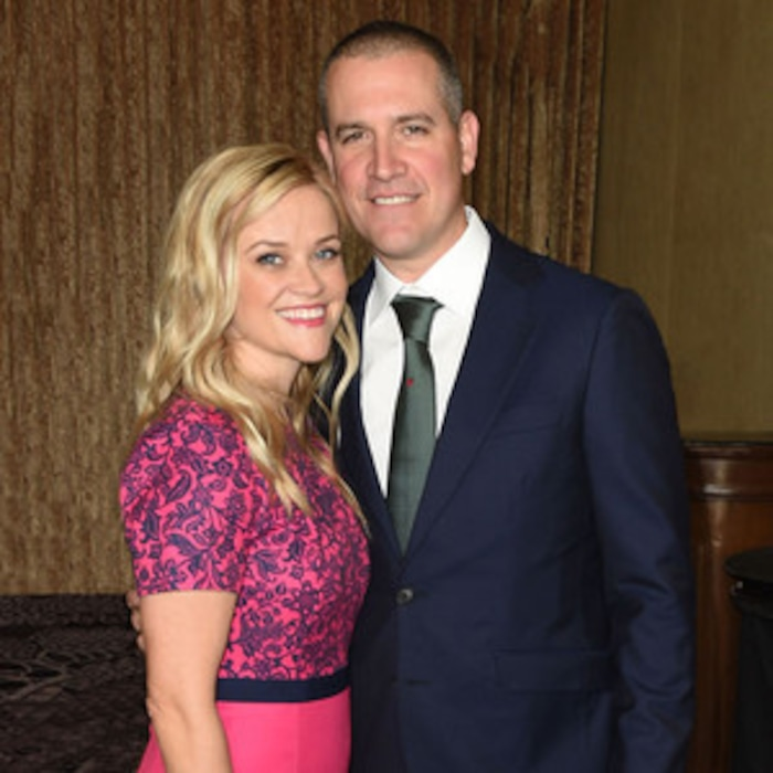 Reese Witherspoon Thanks Her Wonderful Man Jim Toth On Sixth Wedding Anniversary E News