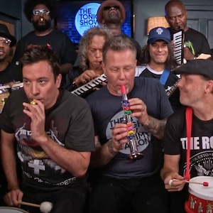 Metallica, Jimmy Fallon
