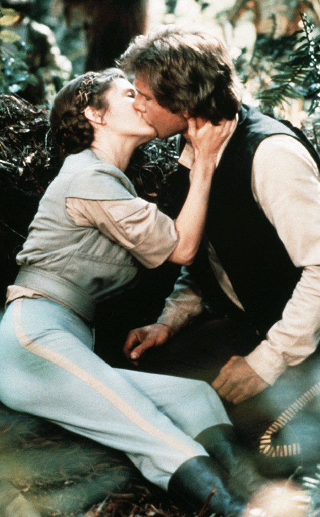 Carrie Fisher, Harrison Ford, Star Wars