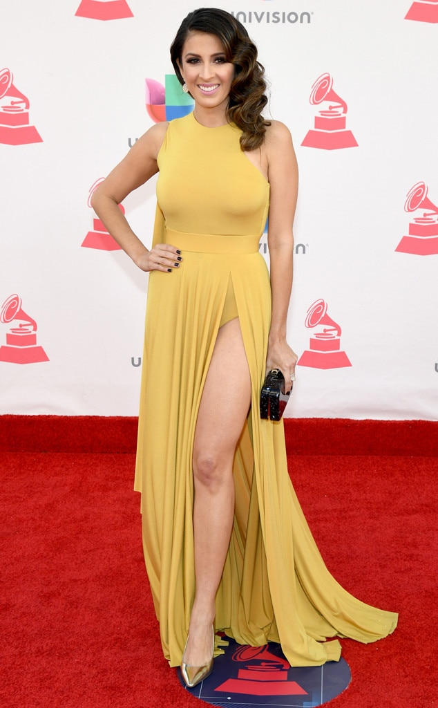 Maity Interiano, Latin Grammy Awards