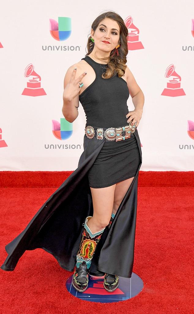 Amalia Mondragon, Latin Grammy Awards
