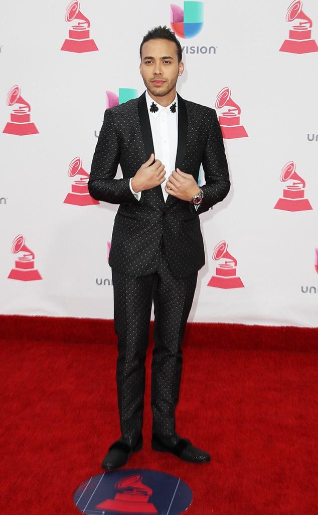 Prince Royce, Latin Grammy Awards