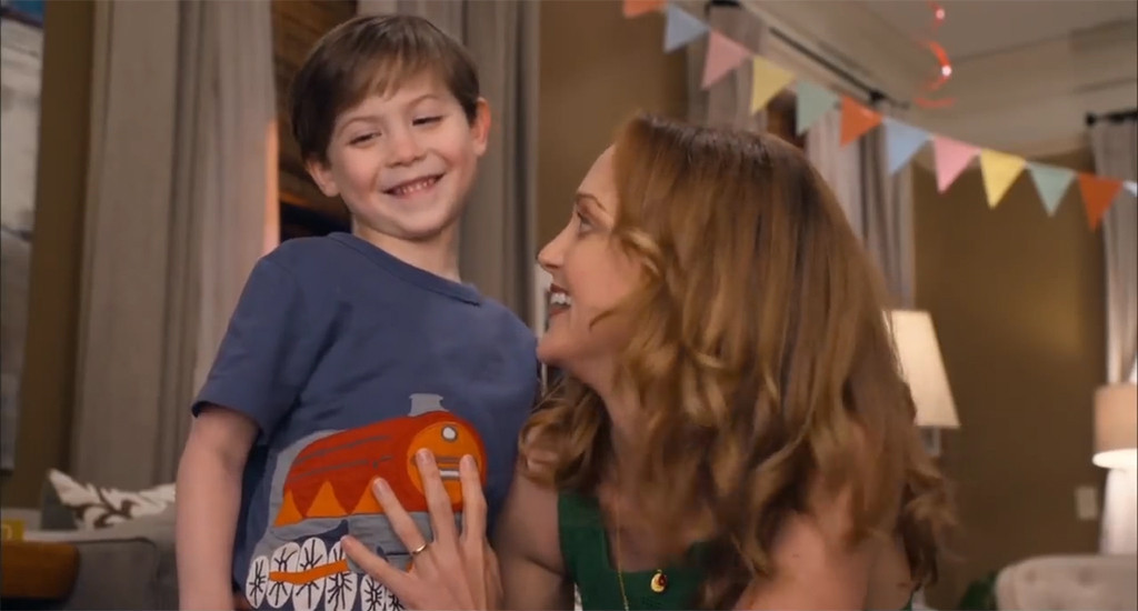 Jacob Tremblay, Jayma Mays, The Smurfs 2