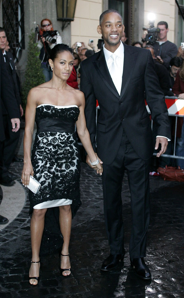 Will Smith, Jada Pinkett Smith, Tom Cruise, Katie Holmes, Wedding