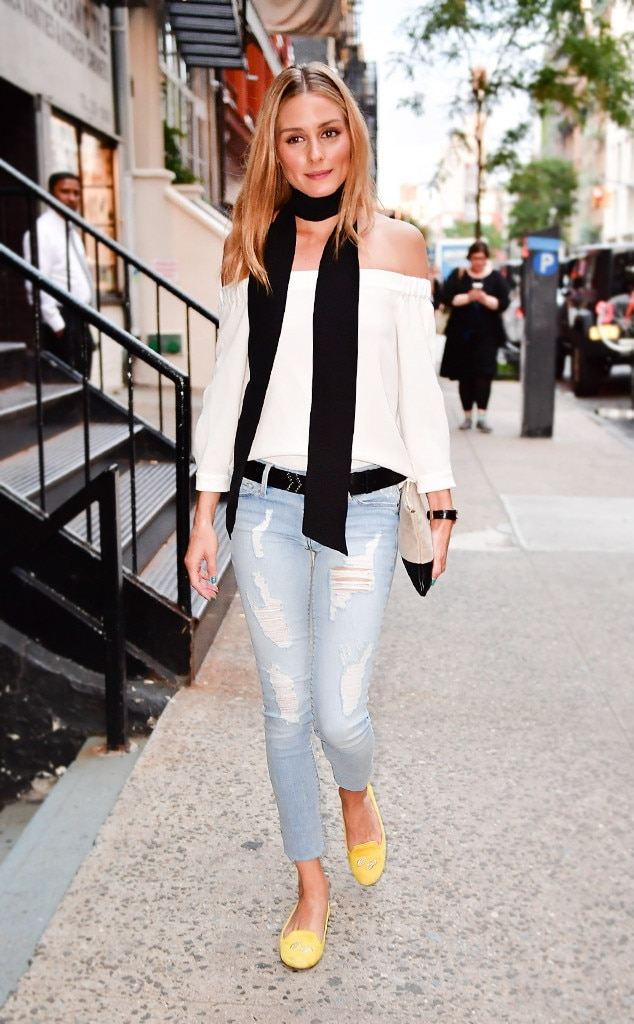 490bc70f5e2 Olivia Palermo from Scarves to Keep You Warm This Winter | E! News
