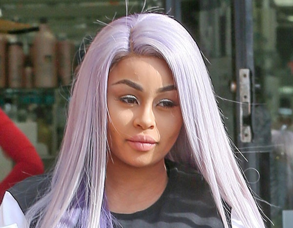 Blac Chyna Steps Out For The First Time Since Giving Birth -8404
