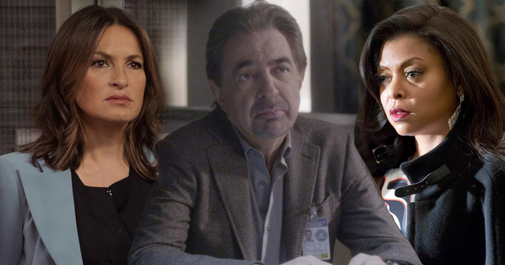 Law & Order: SVU, Criminal Minds, Empire