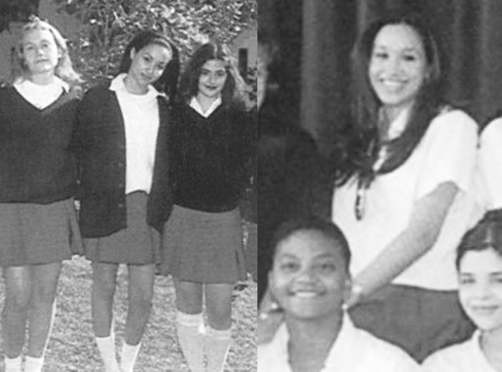 Meghan Markle, Yearbook Photos