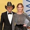 Faith Hill, Tim McGraw, 2016 CMA Awards