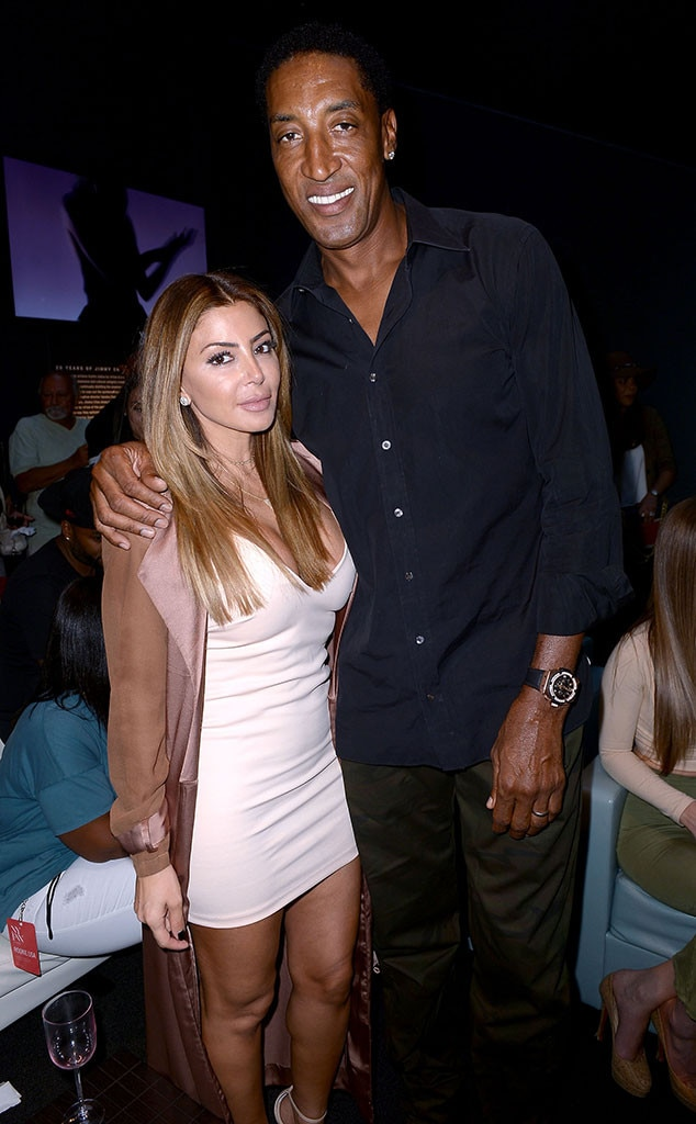 Scottie pippen dating history
