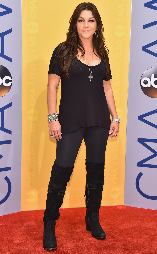 Gretchen Wilson, 2016 CMA Awards