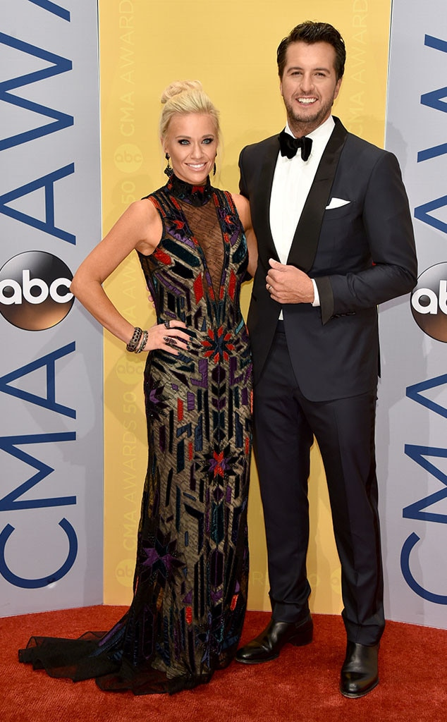 Luke Bryan and Caroline Boyer -  Sweethearts since college, country heartthrob  Luke Bryan  and  Caroline Boyer  have been through some high-highs and low-lows since tying the knot in 2006. But through it all, they've stuck together and become ultimate couple goals.