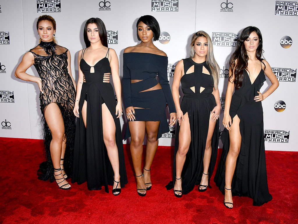 Fifth Harmony, AMAs, 2016 American Music Awards