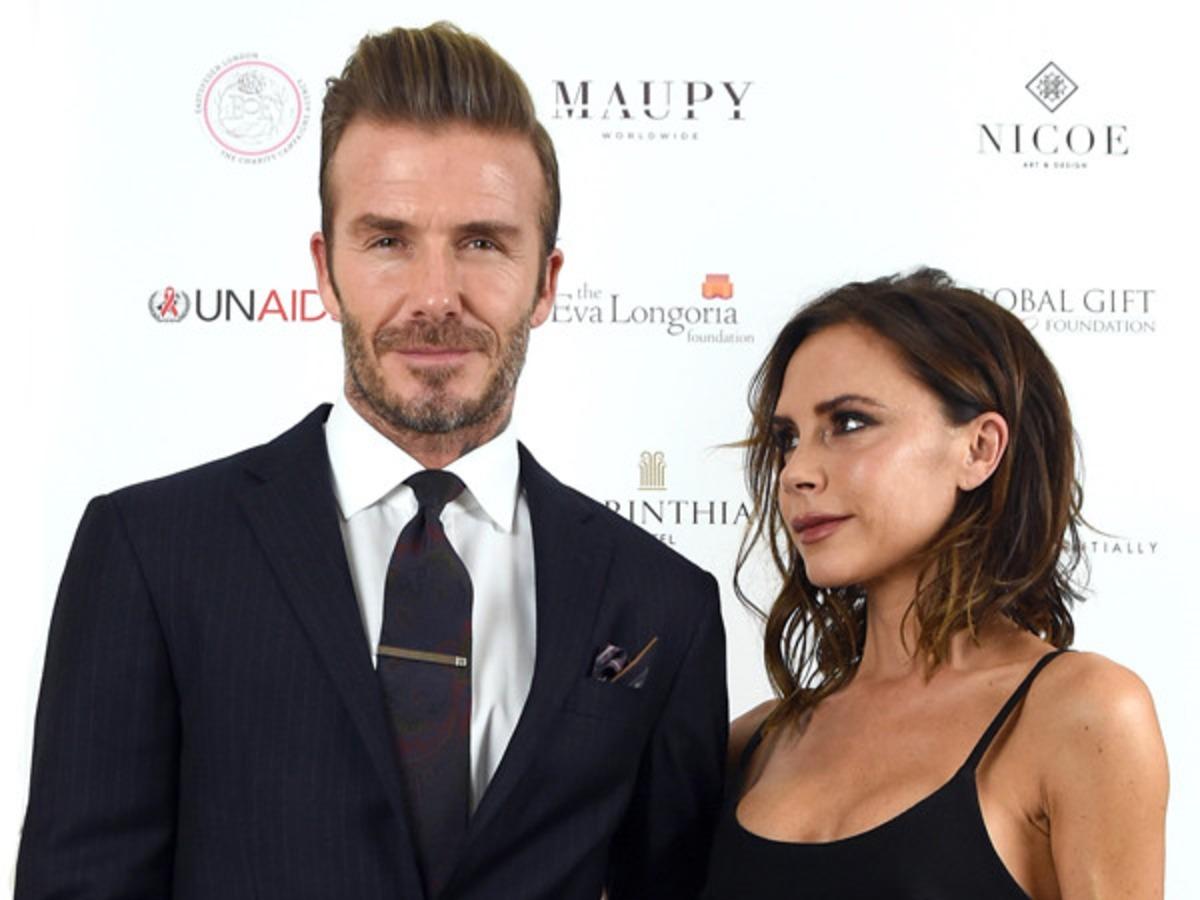 "Victoria Beckham Calls David Beckham an ""Incredible Husband"" Following Divorce Rumors"