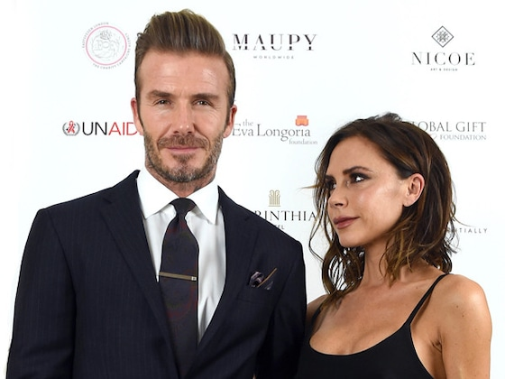 "Victoria Beckham Calls David Beckham an ""Incredible Husband"" Following Divorce Rumors"