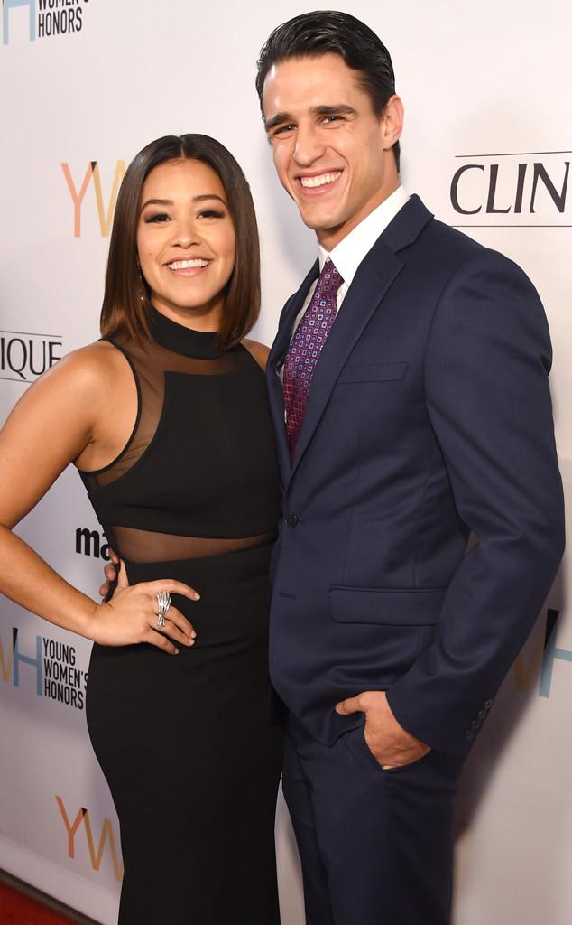 Gina Rodriguez, Joe LoCicero