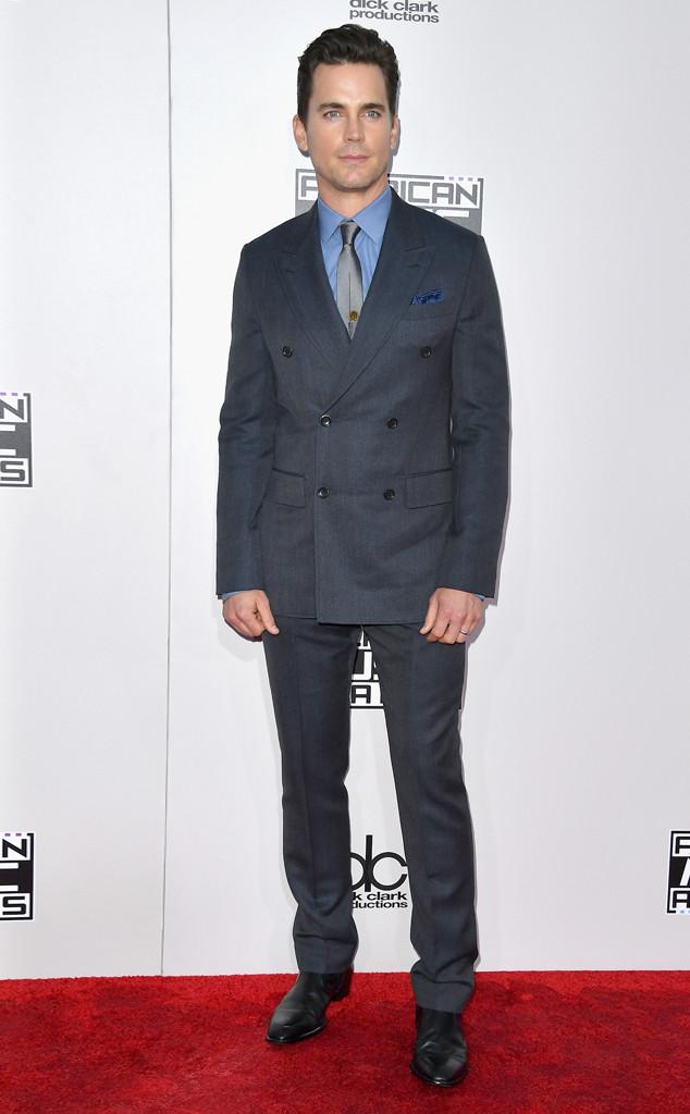 Matt Bomer, AMAs, 2016 American Music Awards, Arrivals