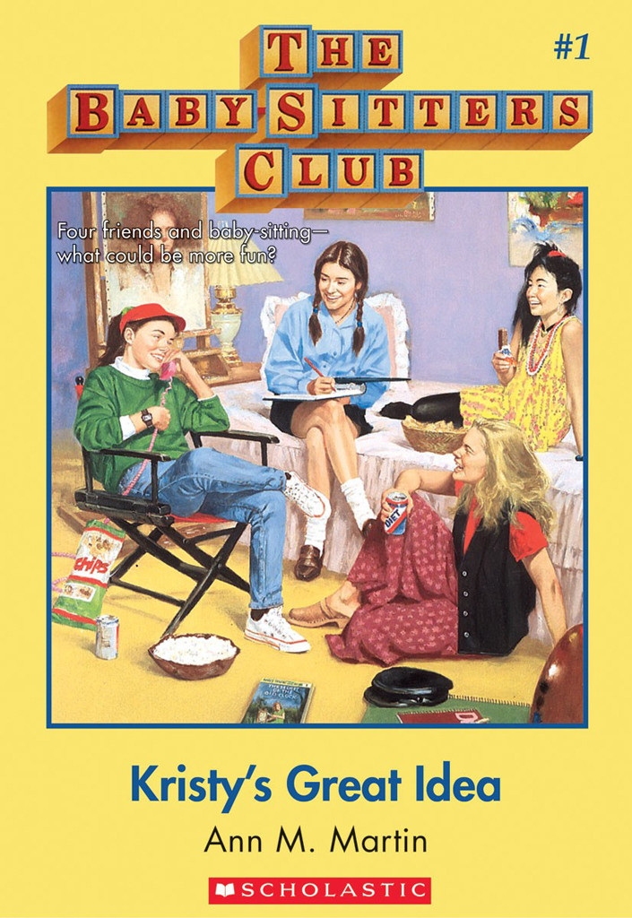 80s Things You Can Still Buy Today, The Babysitters Club Books