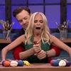 Jason Sudeikis, Kristin Chenoweth, The Tonight Show