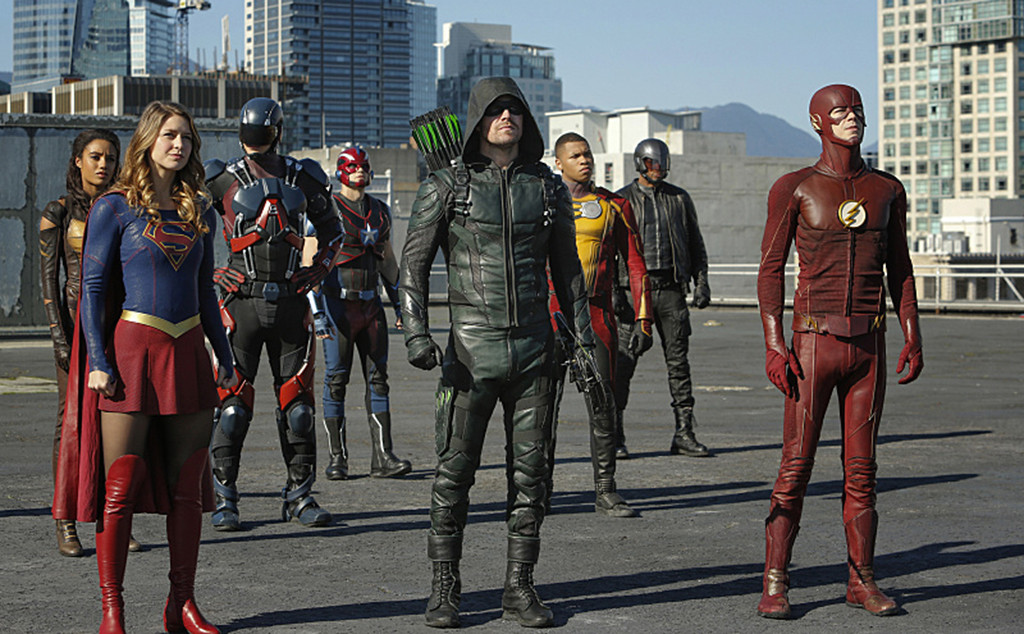 The Flash, Arrow, Legends of Tomorrow, Supergirl