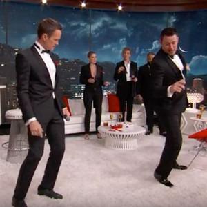 Jimmy Kimmel, (RED)