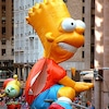 Scariest Macy's Thanksgiving Day Parade Floats, 1993
