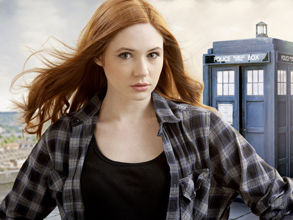 Doctor Who, Karen Gillan