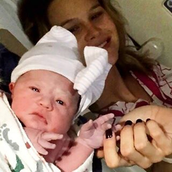 Meghan King Edmonds, Daughter Aspen King Edmonds