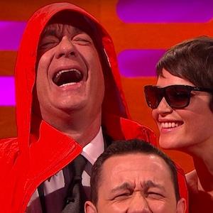 Tom Hanks, Gemma Arterton, Joseph Gordon Levitt, Graham Norton Show
