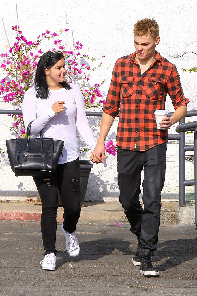 Ariel Winter, Levi Meaden, Studio City