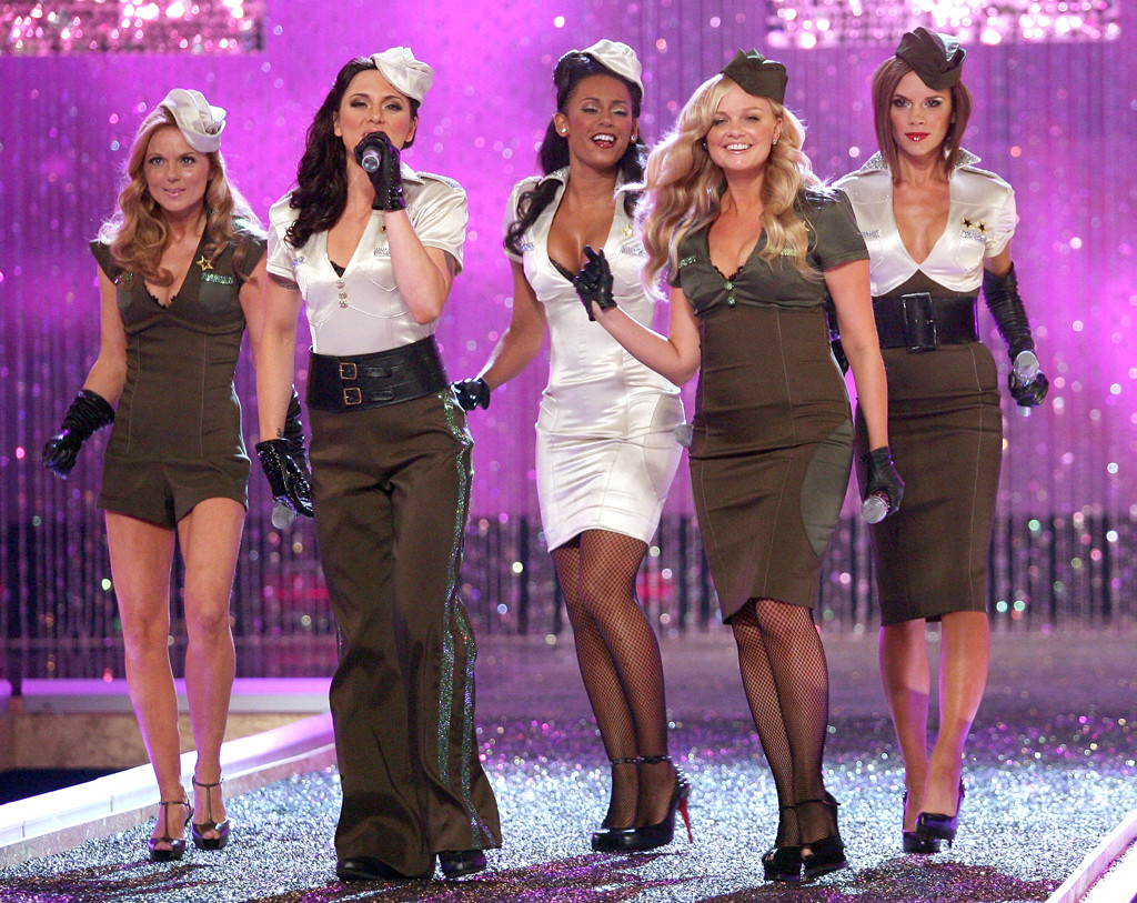 Victorias Secret Performers, Spice Girls, 2007
