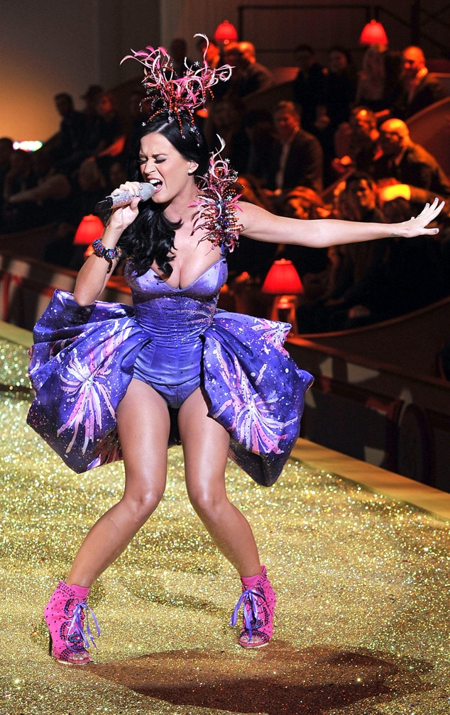 Katy Perry From Victoria S Secret Fashion Show Musical