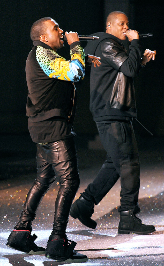 Victoria's Secret Performers, Kanye West, Jay Z, 2011