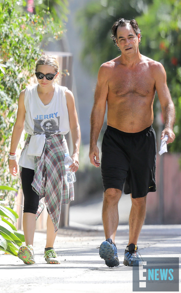 Ashley Olsen, Richard Sachs