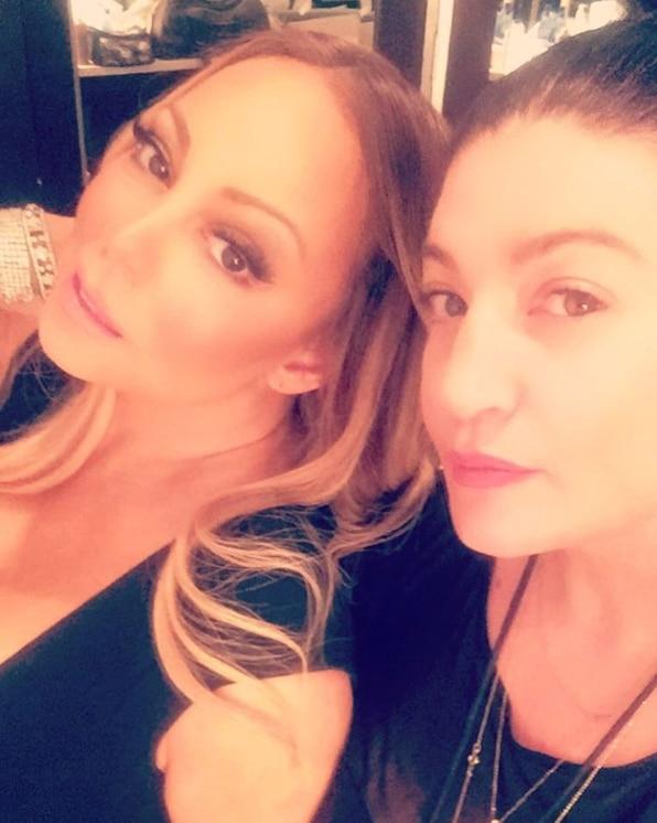 Mariah Carey, Danielle Priano