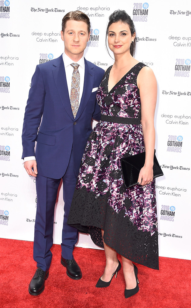 Benjamin McKenzie Marries Morena Baccarin in New York City ...
