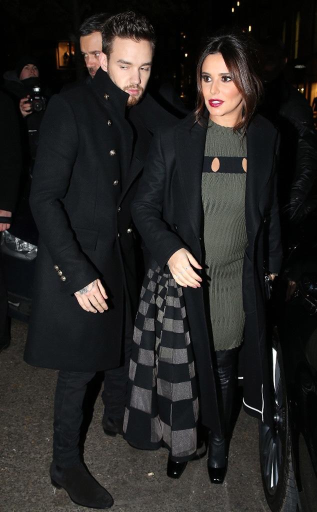 Cheryl Cole, Liam Payne