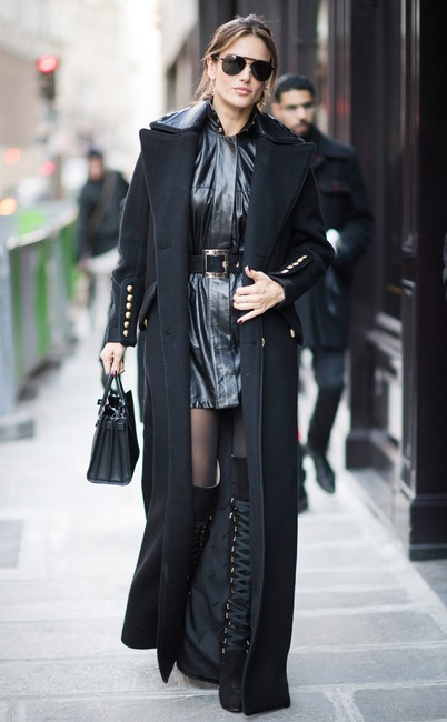 ESC key: VS, Street Style, Alessandra Ambrosio